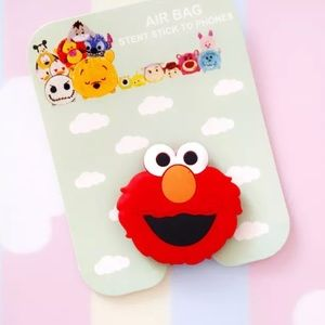 🤩BRAND NEW Elmo From Sesame St Phone Grip/Stand🤩